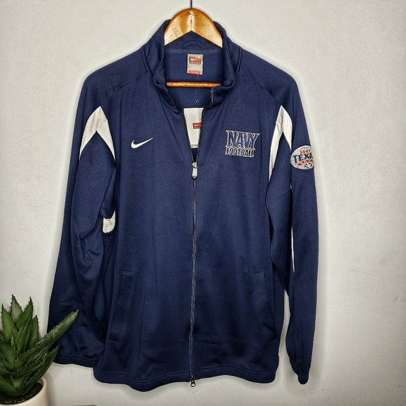 Nike Other - Nike NWT Dri-Fit Navel Academy Zip Front Jacket
